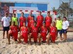 Seleção masculina conquista o Ouro no Mundial da China