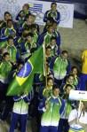 Delegação Brasileira - Sulamericano do Uruguai