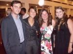Tatianne Yumi, Camila Padua, Gustavo Petta, Jaqueline Alves